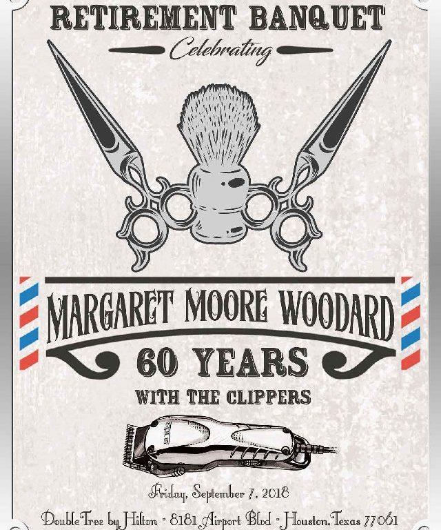 Margaret Retirement Banquet – September 7, 2018