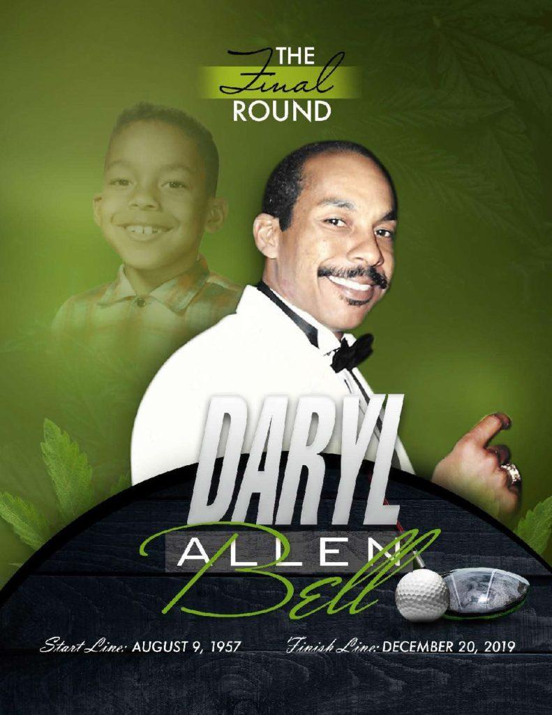 Daryl Allen Bell 1957-2019
