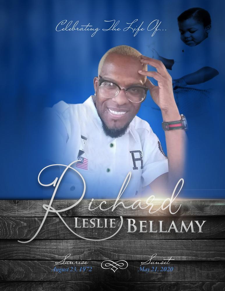 Richard Leslie Bellamy 1972 – 2020