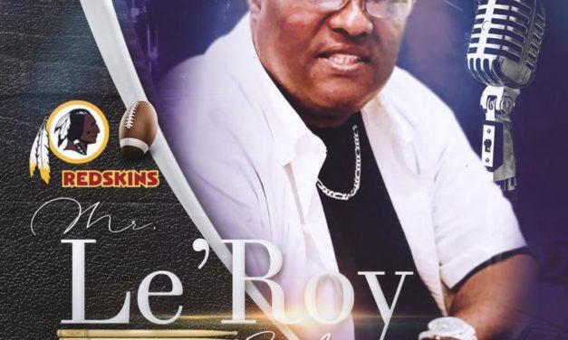 Mr. Le'Roy Sitton, Jr. 1962 – 2020