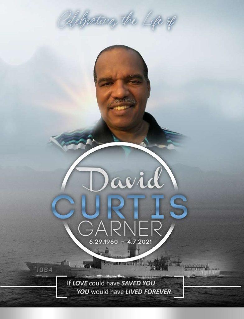 David Curtis Garner 1960-2021