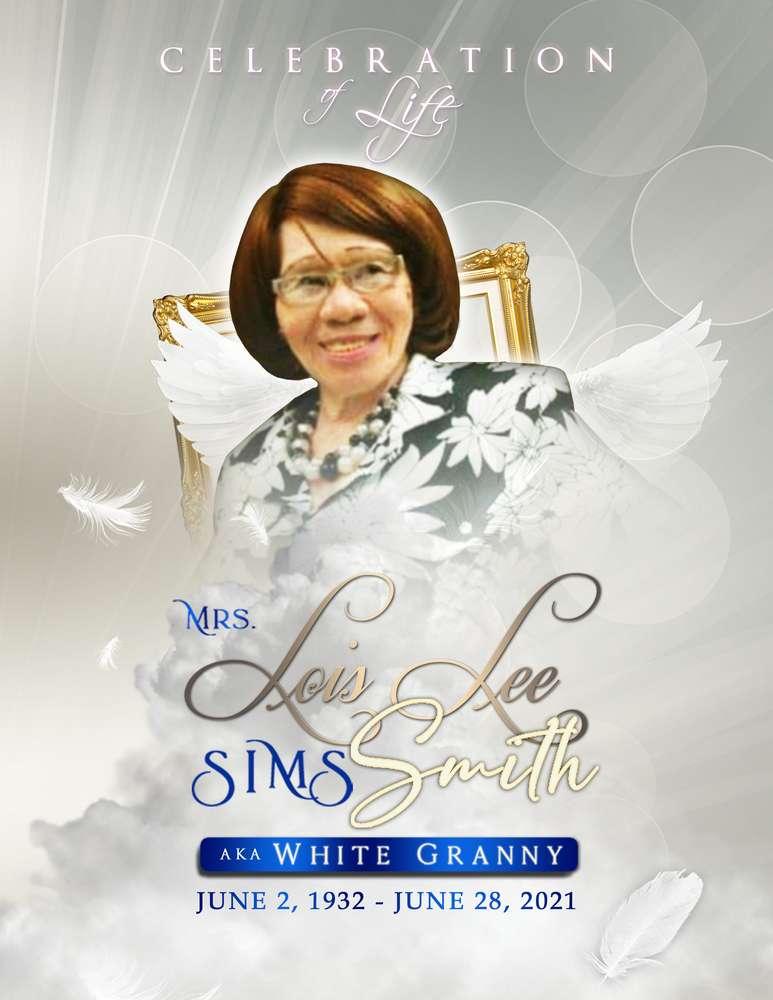 Lois Lee Smith 1932-2021